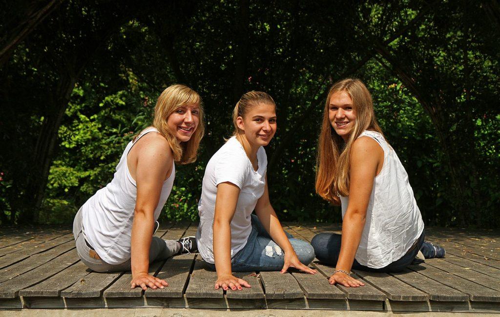 FREUNDSCHAFT | Giustina, Lena & Lena