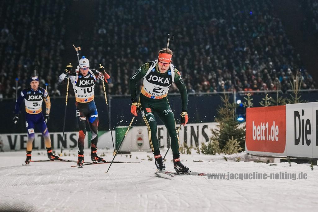 Biathlon Auf Schalke 2018